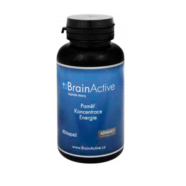 Brain aktiv kapsule za pamćenje
