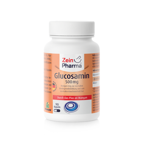 Glukozamin Mangan kapsule 500 mg
