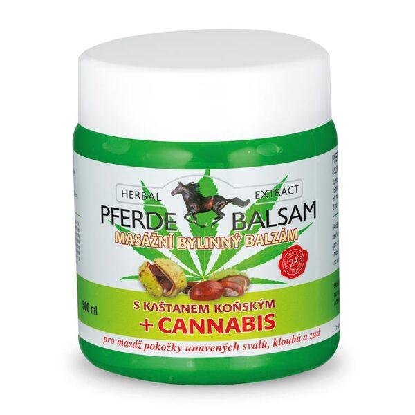 Pferde Cannabis gel