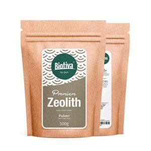 Zeolith u prahu 500 mg BioOrto.hr